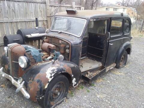 1948 Austin Taxi Cab for sale at Haggle Me Classics in Hobart IN