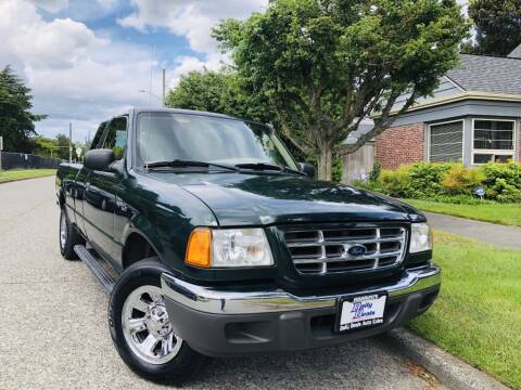 2002 Ford Ranger for sale at DAILY DEALS AUTO SALES in Seattle WA