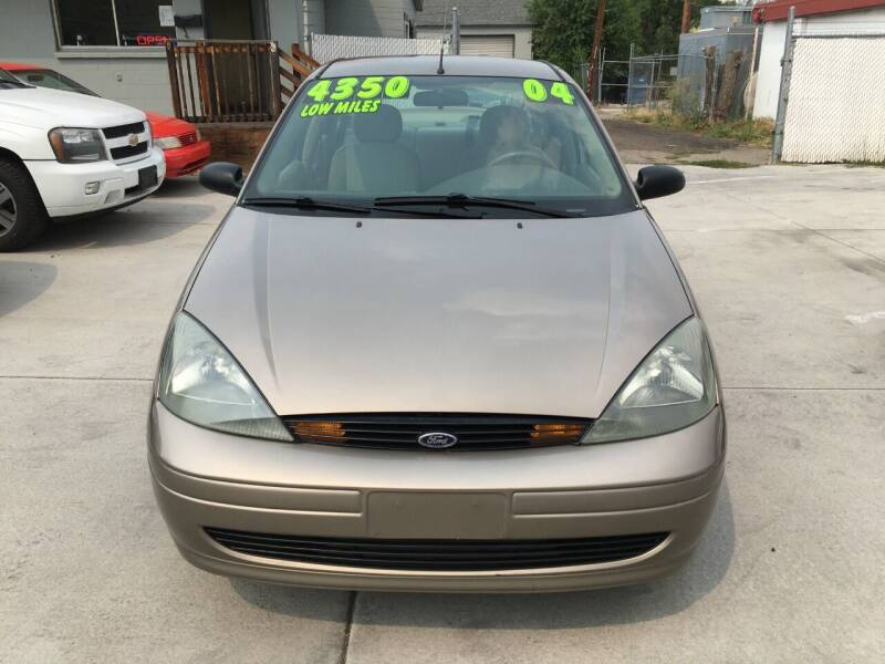2004 Ford Focus for sale at Best Buy Auto in Boise ID
