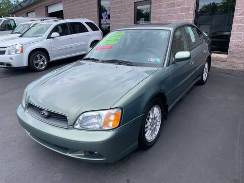 2003 Subaru Legacy for sale at 924 Auto Corp in Sheppton PA