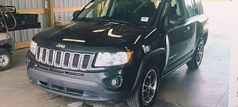 2011 Jeep Compass for sale at Steve's Auto Sales in Madison WI