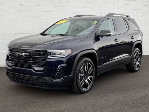 2021 GMC Acadia for sale at TEAM ONE CHEVROLET BUICK GMC in Charlotte MI