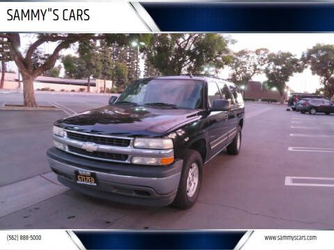 "2006 Chevrolet Suburban for sale at SAMMY""S CARS in Bellflower CA"