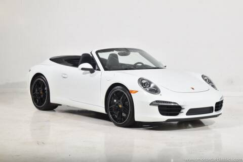2015 Porsche 911 for sale at Motorcar Classics in Farmingdale NY