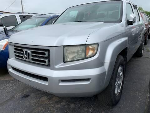 2006 Honda Ridgeline for sale at American Motors Inc. - Cahokia in Cahokia IL