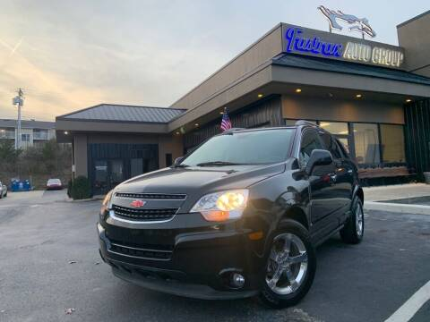 2012 Chevrolet Captiva Sport for sale at FASTRAX AUTO GROUP in Lawrenceburg KY
