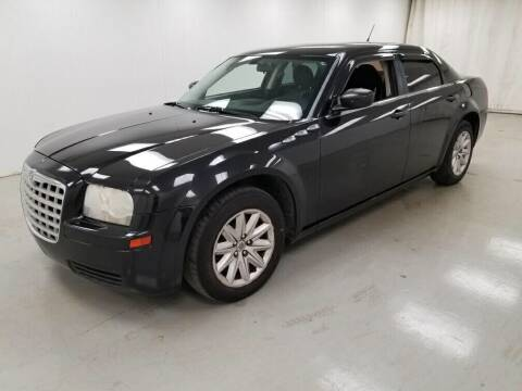 2008 Chrysler 300 for sale at Kerns Ford Lincoln in Celina OH