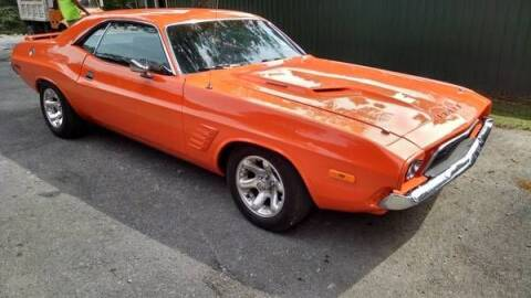1974 Dodge Challenger for sale at Haggle Me Classics in Hobart IN