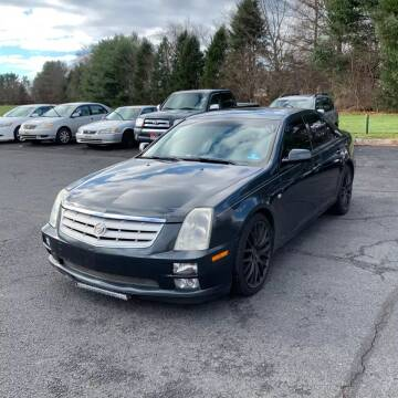 2005 Cadillac STS for sale at GLOBAL MOTOR GROUP in Newark NJ