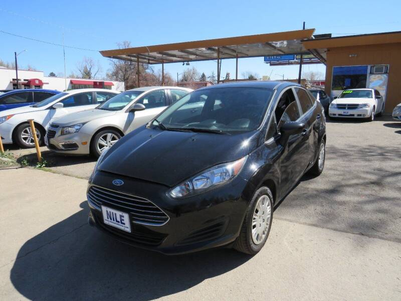 2017 Ford Fiesta for sale at Nile Auto Sales in Denver CO