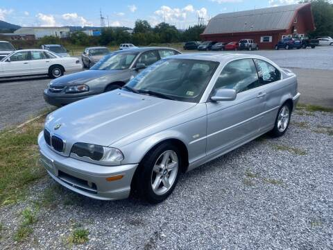 2002 BMW 3 Series for sale at Bailey's Auto Sales in Cloverdale VA