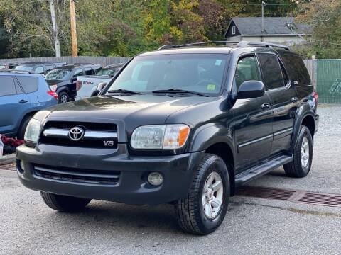 2005 Toyota Sequoia for sale at AMA Auto Sales LLC in Ringwood NJ