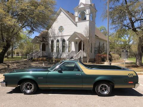 1979 Ford Ranchero for sale at Village Motors Of Salado in Salado TX