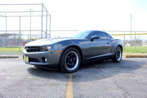 2010 Chevrolet Camaro for sale at MEGA MOTORS in South Houston TX