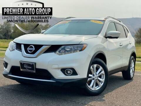 2015 Nissan Rogue for sale at Premier Auto Group in Union Gap WA