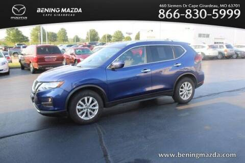 2019 Nissan Rogue for sale at Bening Mazda in Cape Girardeau MO