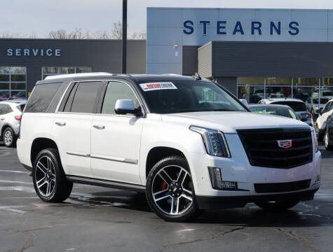 2019 Cadillac Escalade for sale at Stearns Ford in Burlington NC