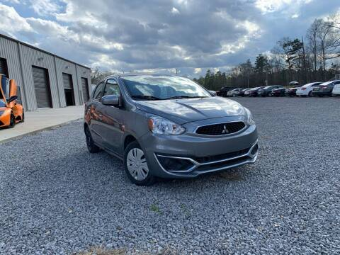 2019 Mitsubishi Mirage for sale at Anaheim Auto Auction in Irondale AL