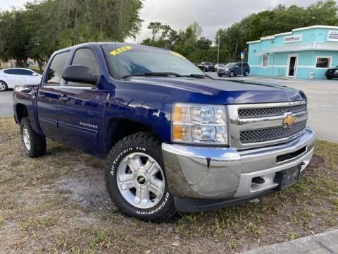 2013 Chevrolet Silverado 1500 for sale at Palm Bay Motors in Palm Bay FL