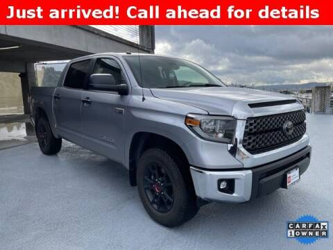 2018 Toyota Tundra for sale at Toyota of Seattle in Seattle WA