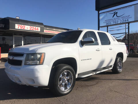 2007 Chevrolet Avalanche for sale at NORRIS AUTO SALES in Oklahoma City OK