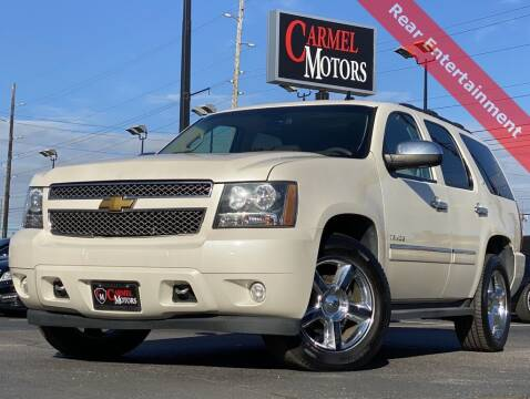 2012 Chevrolet Tahoe for sale at Carmel Motors in Indianapolis IN