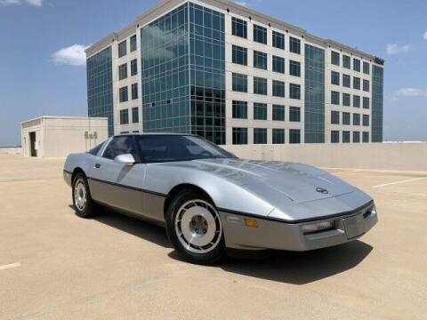 1987 Chevrolet Corvette for sale at SIGNATURE Sales & Consignment in Austin TX