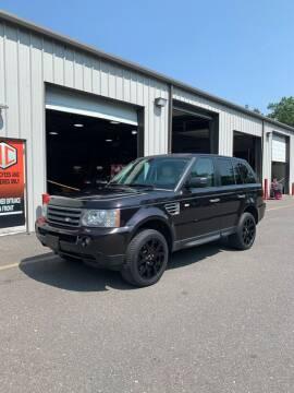 2009 Land Rover Range Rover Sport for sale at JC Motorsports in Egg Harbor City NJ