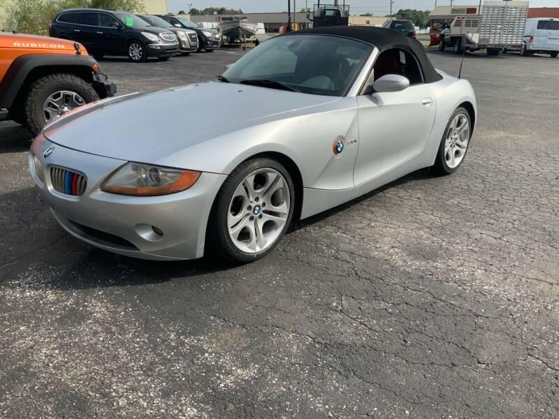 2003 BMW Z4 for sale at Stein Motors Inc in Traverse City MI