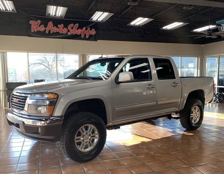 2010 GMC Canyon for sale at The Auto Shoppe in Springfield MO