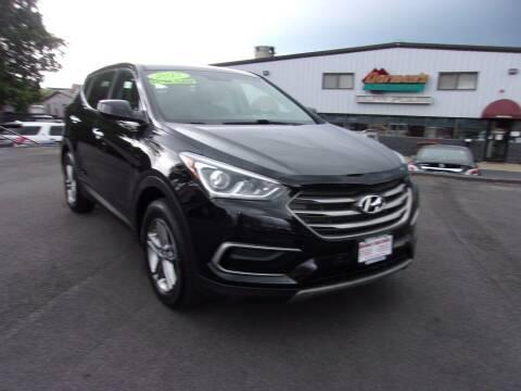 2017 Hyundai Santa Fe Sport for sale at Dorman's Auto Center inc. in Pawtucket RI
