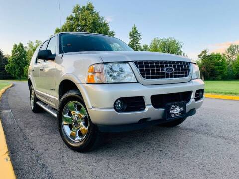 2004 Ford Explorer for sale at Boise Auto Group in Boise ID
