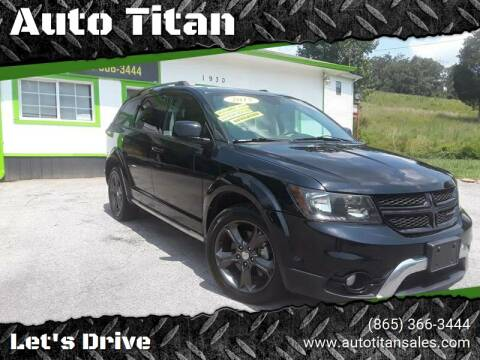 2015 Dodge Journey for sale at Auto Titan in Knoxville TN