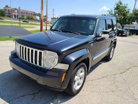 2012 Jeep Liberty for sale at Auto Hub in Grandview MO