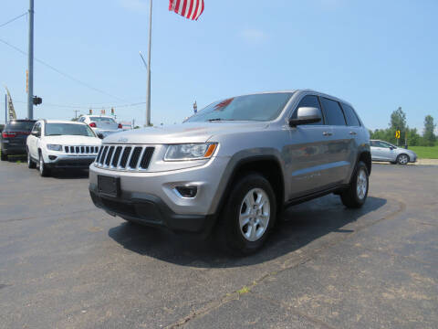 2015 Jeep Grand Cherokee for sale at A to Z Auto Financing in Waterford MI