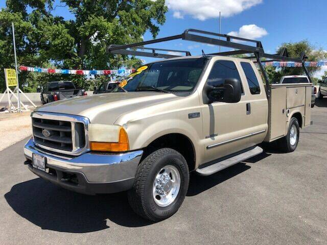 2000 Ford F-350 Super Duty for sale at C J Auto Sales in Riverbank CA