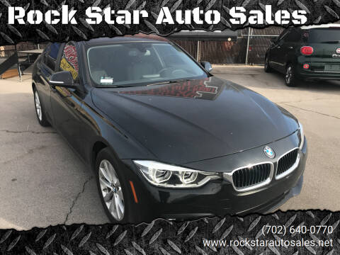 2018 BMW 3 Series for sale at Rock Star Auto Sales in Las Vegas NV