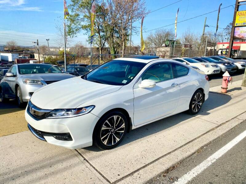 2016 Honda Accord for sale at JR Used Auto Sales in North Bergen NJ