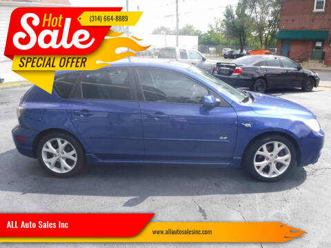 2007 Mazda MAZDA3 for sale at ALL Auto Sales Inc in Saint Louis MO