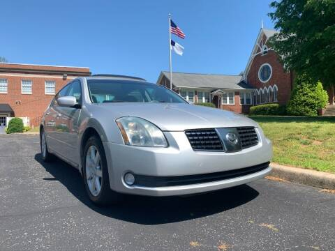 2004 Nissan Maxima for sale at Automax of Eden in Eden NC