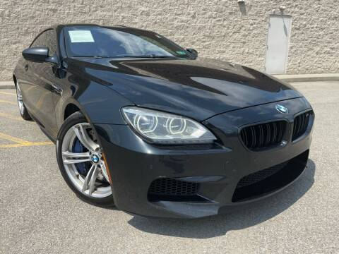 2014 BMW M6 for sale at Trocci's Auto Sales in West Pittsburg PA