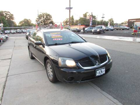 2007 Mitsubishi Galant for sale at K & S Motors Corp in Linden NJ