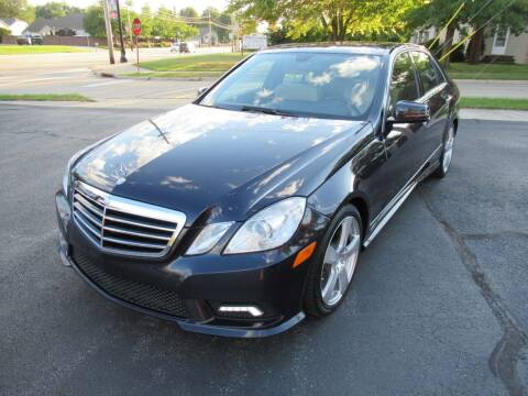 2011 Mercedes-Benz E-Class for sale at Lake County Auto Sales in Painesville OH