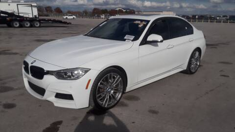 2013 BMW 3 Series for sale at RICKY'S AUTOPLEX in San Antonio TX