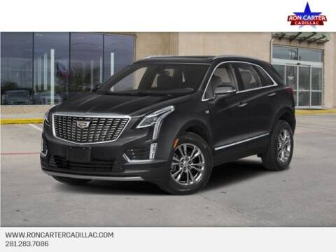 2021 Cadillac XT5 for sale at Ron Carter  Clear Lake Used Cars in Houston TX