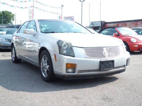 2006 Cadillac CTS for sale at Sunrise Used Cars INC in Lindenhurst NY