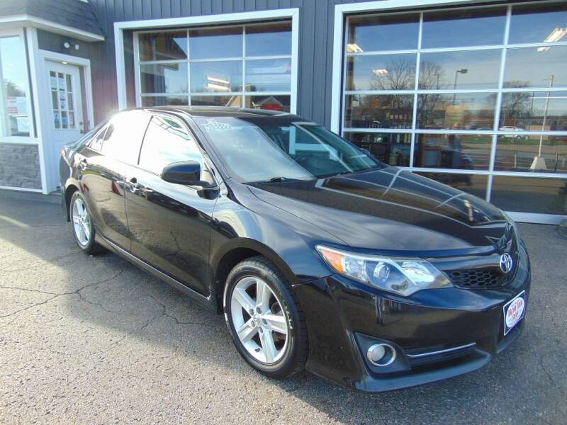 2013 Toyota Camry for sale at Akron Auto Sales in Akron OH