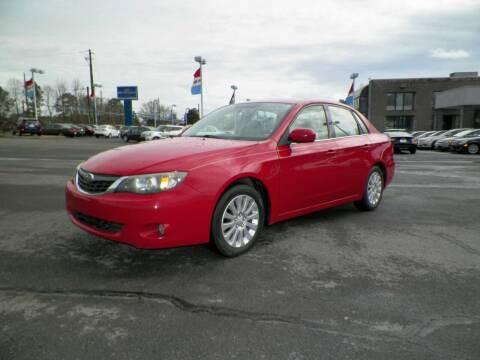 2008 Subaru Impreza for sale at Paniagua Auto Mall in Dalton GA
