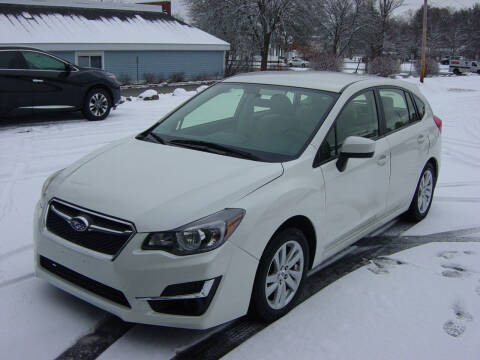 2015 Subaru Impreza for sale at North South Motorcars in Seabrook NH