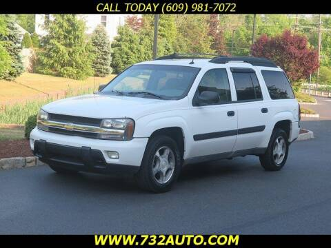 2005 Chevrolet TrailBlazer EXT for sale at Absolute Auto Solutions in Hamilton NJ